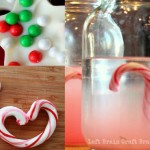 Christmas Candy Chemistry Science Experiments