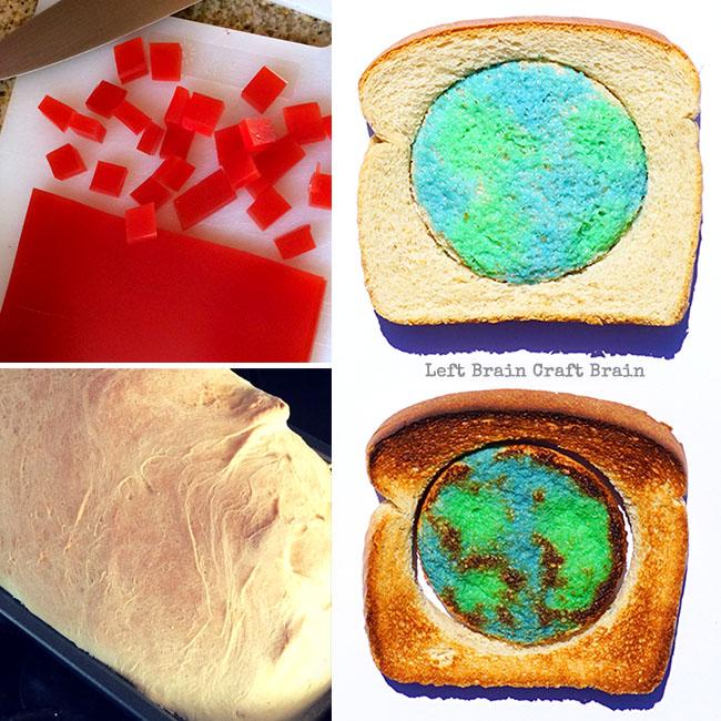 Food STEAM Left Brain Craft Brain