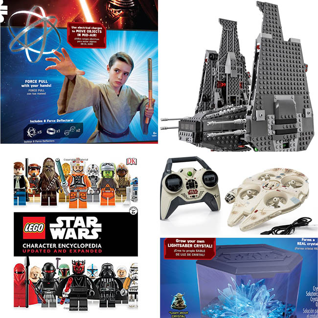 Star Wars STEM Gifts