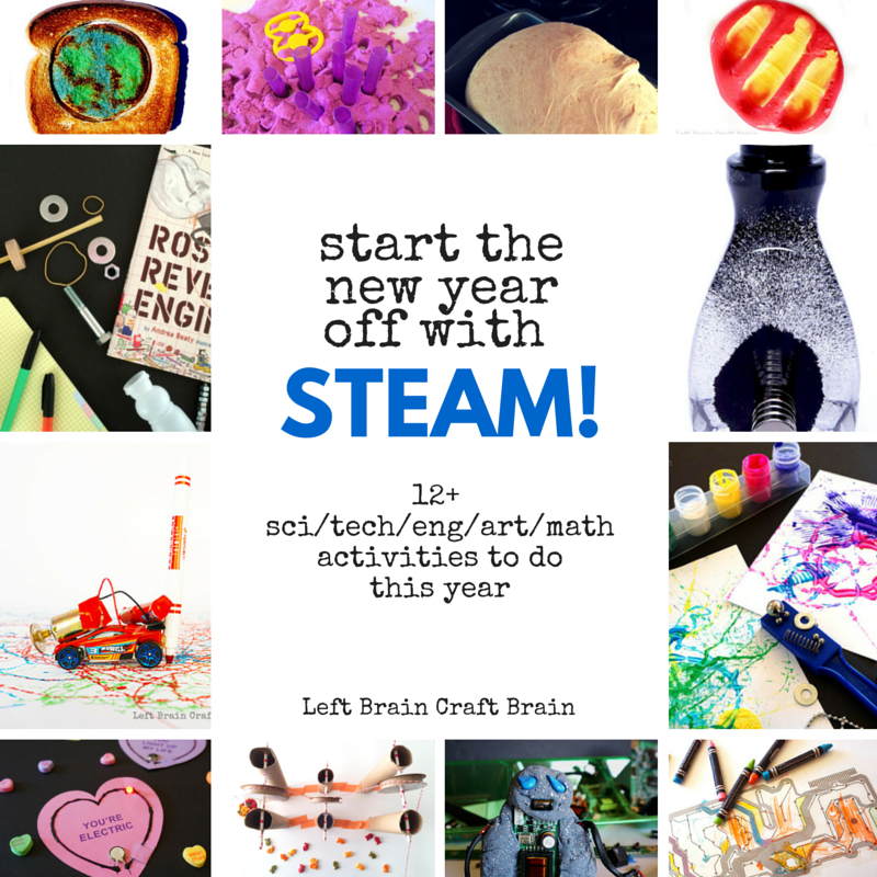 Start the New Year off with STEAM LBCB FB