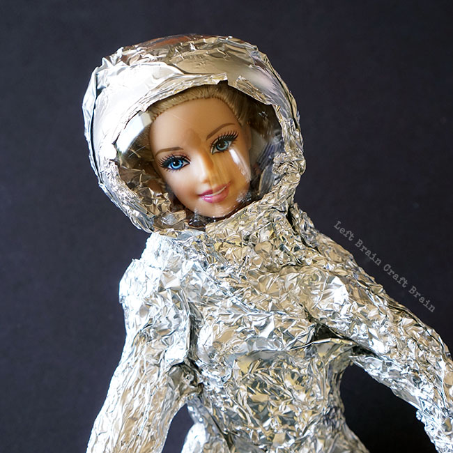 Barbie Astronaut Doll Pretend Play FB