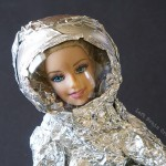 Astronaut Doll Pretend Play