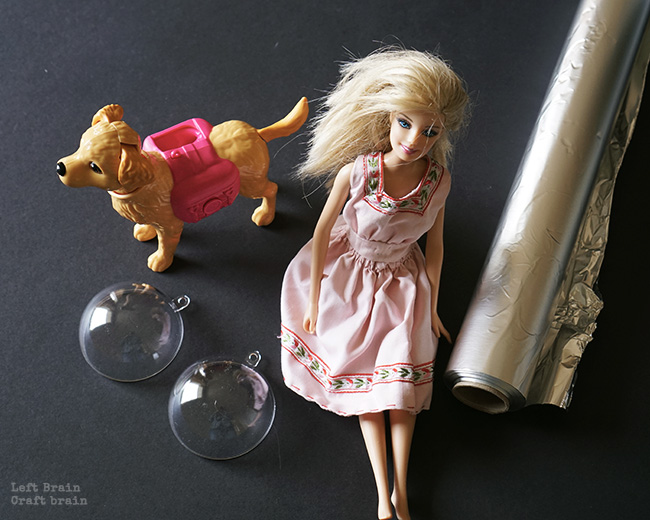 Barbie Astronaut Supplies
