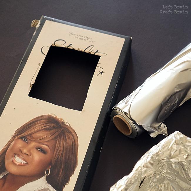 Shoe Box and Foil LBCB