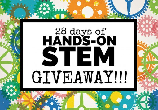 28 Days of Hands-On STEM Giveaway!
