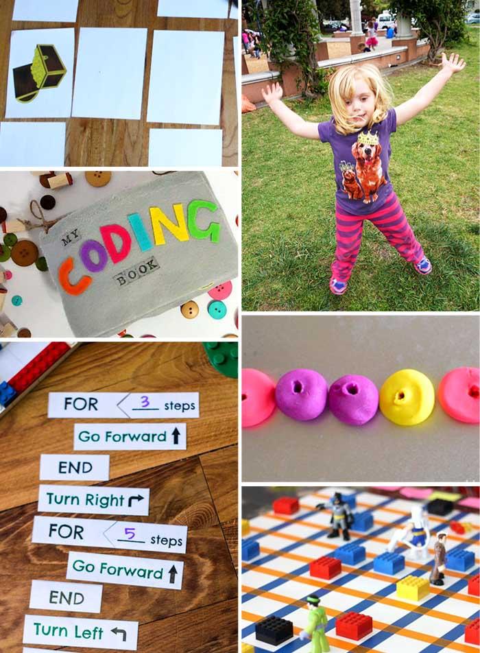 Screen Free Coding for Kids Left Brain Craft Brain