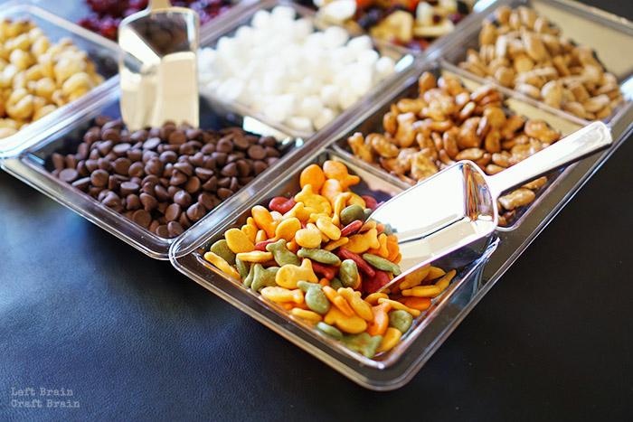 Snack Mix Options