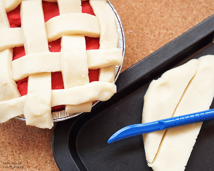 Apple Pie Playdough Left Brain Craft Brain