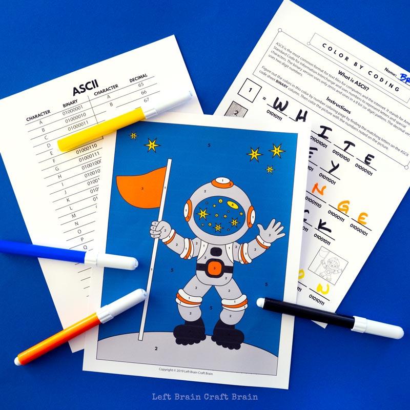 Steam Printable Activities For Kids Left Brain Craft Brain