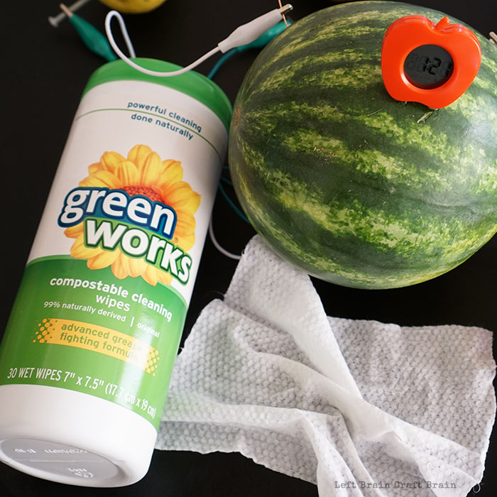 Green Works Wipes