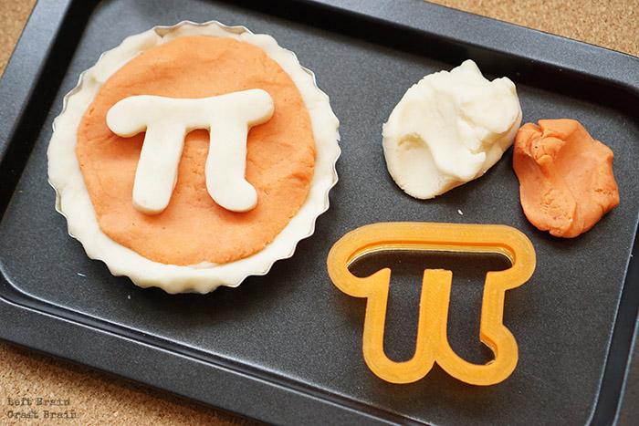 Pumpkin Pi Pie Playdough Left Brain Craft Brain