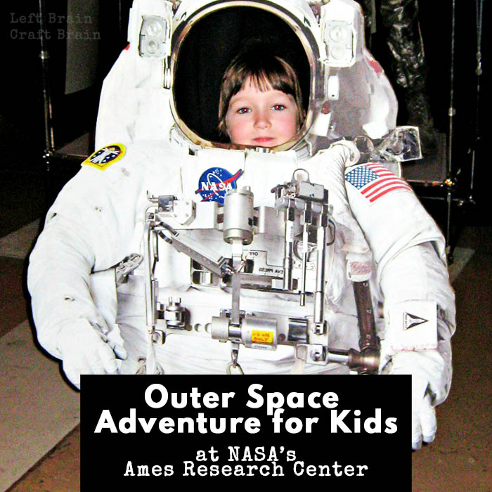 Outer Space Adventure for Kids NASA Ames Reasearch Center FB