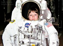 Outer Space Adventure for Kids NASA Ames Reasearch Center featured