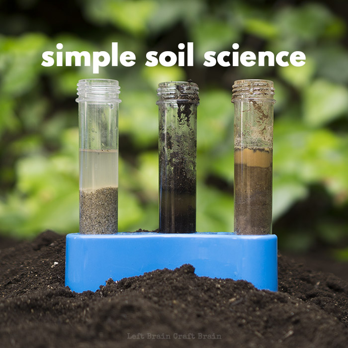 simple soil science left brain craft brain