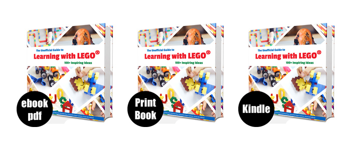 LEGO book types