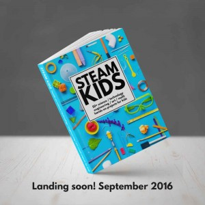 Join the STEAM Kids Book Launch and Affiliate Team