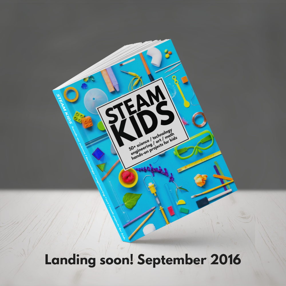 Landing Soon STEAM Kids