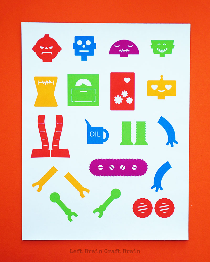 robot-lunchbox-magnet-sheet
