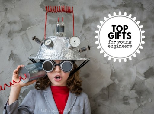 Top Gifts for Young Engineers – 2016 Edition