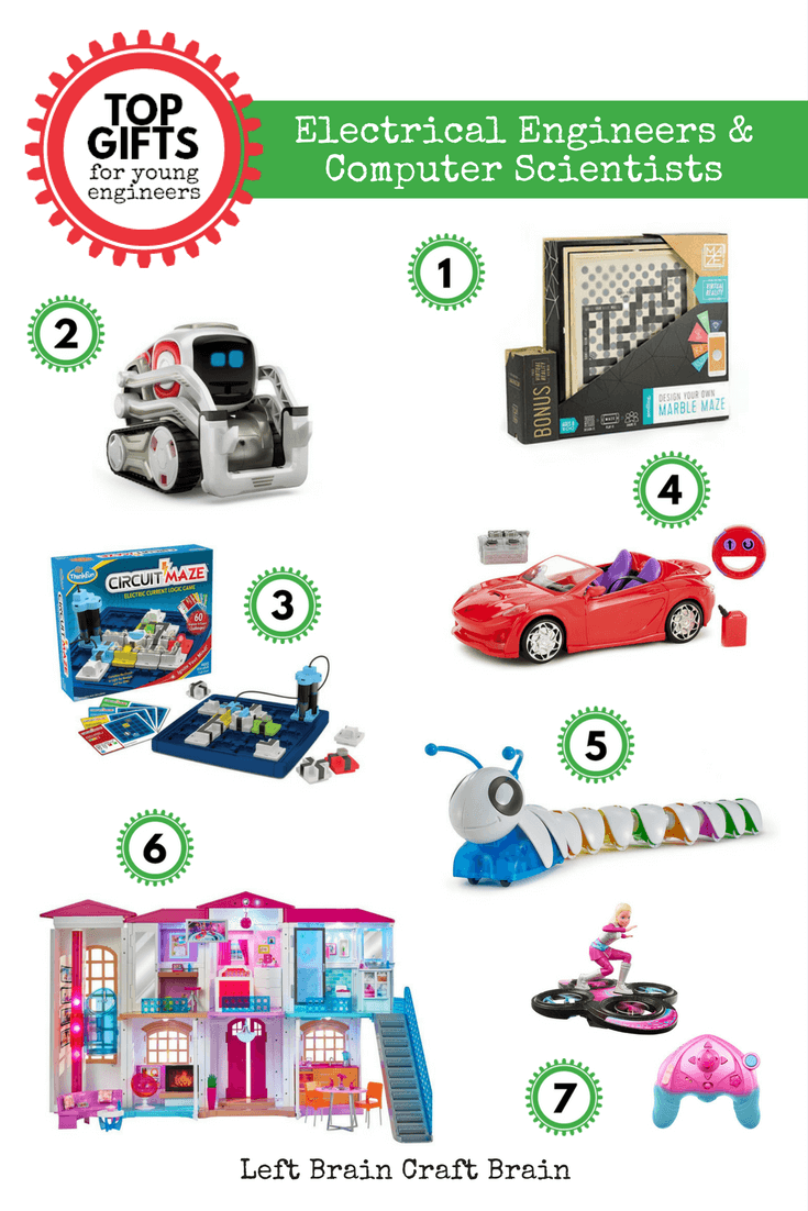 The Top Gifts for Young Engineers gift guide is packed full of STEM toys and activities that will keep kids having fun and learning this Christmas.