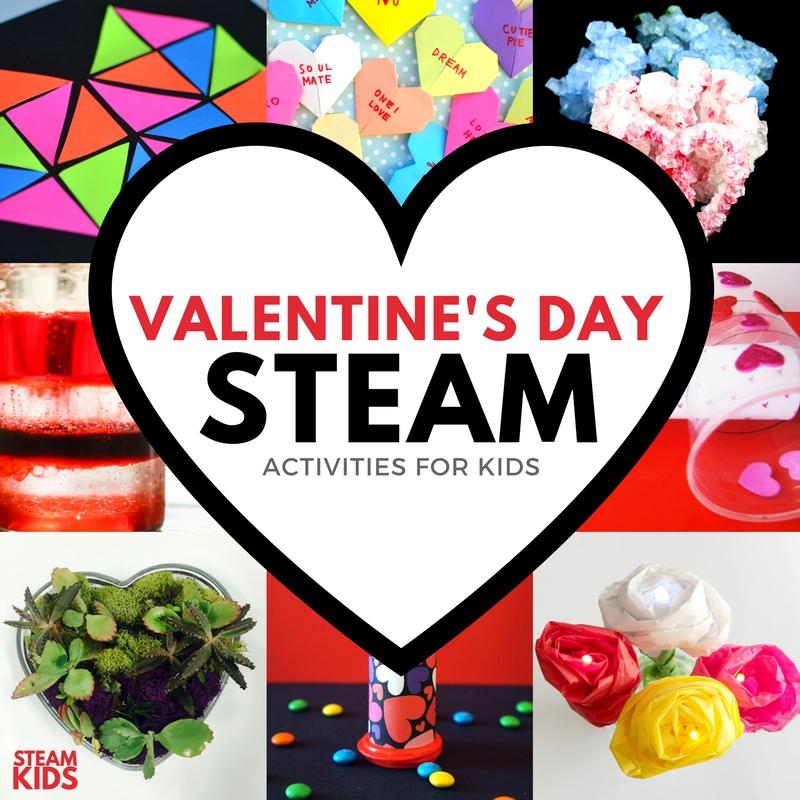 STEAM Kids Valentines Day