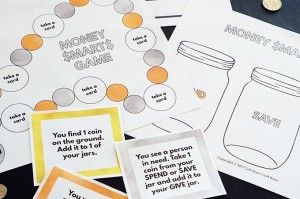 Money Smarts Money Math Game for Kids