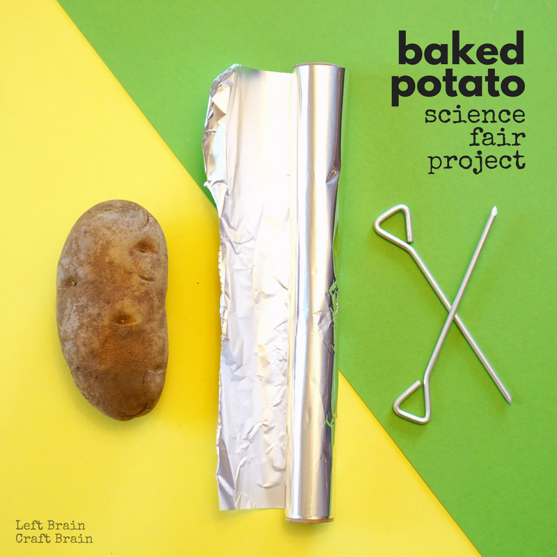 potato science fair project Growing a potato in water for a science project is an excellent introduction to hydroponics for young students students will compare growing a potato in water and soil and learn about the limitations of hydroponics in the process.
