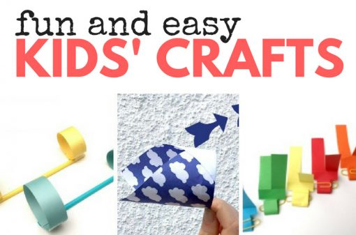 Fun and Easy Kids Crafts
