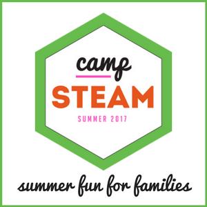 Camp STEAM Summer Fun For Families