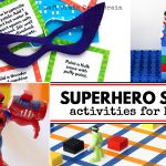 Superhero STEM Activities for Kids