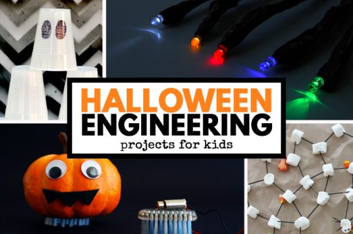 Halloween Engineering Projects for Kids