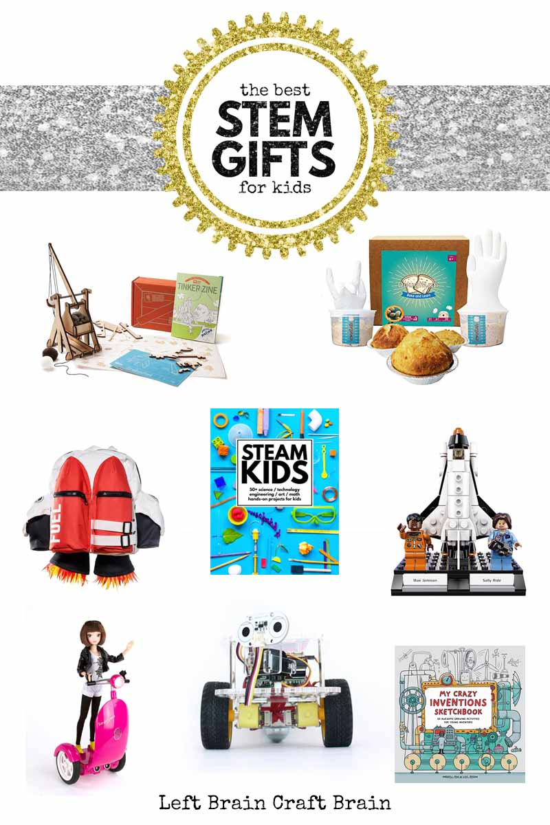 Check out the best STEM gifts for kids this year! Inside are all the building toys, coding kits, robots, books, and more your kids will love.