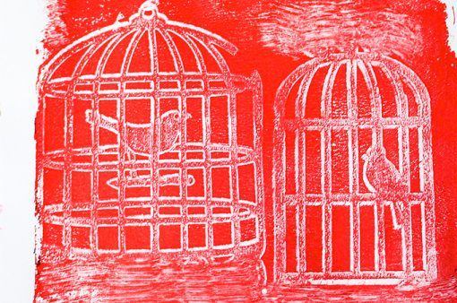 Gelli Printing – An Easy Art Project You'll Want to Do