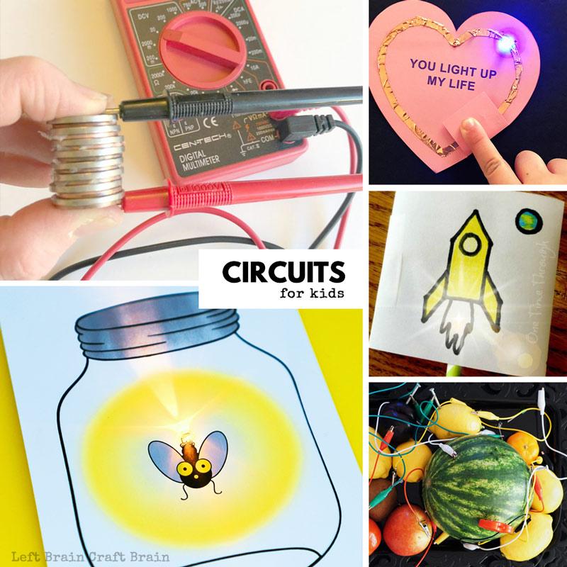 cirucit activities for kids