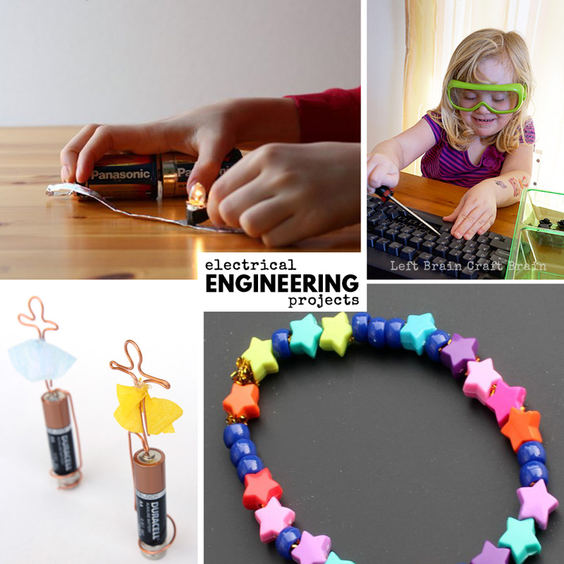 50+ Awesome Engineering Projects for Kids - Left Brain Craft