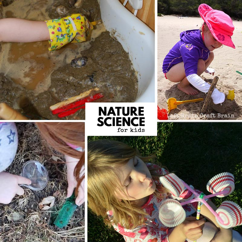 nature science for kids