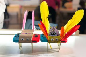 Nintendo Labo – New Gaming For Maker Kids and Families