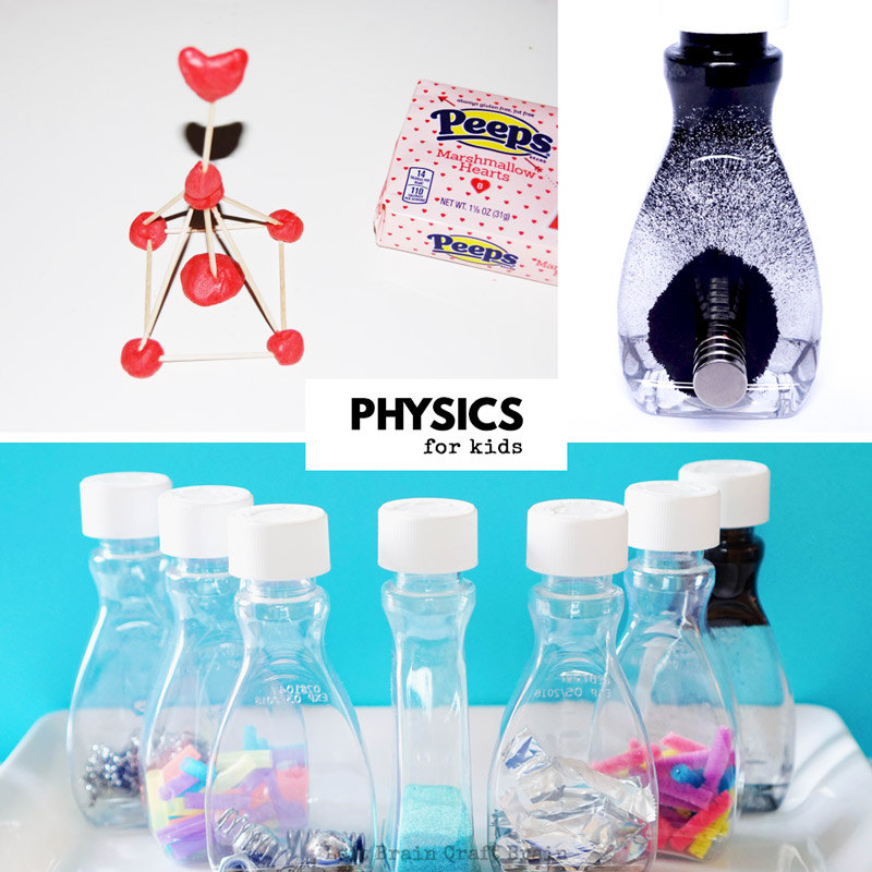 physics projects for kids