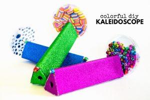 How to Make a DIY Kaleidoscope