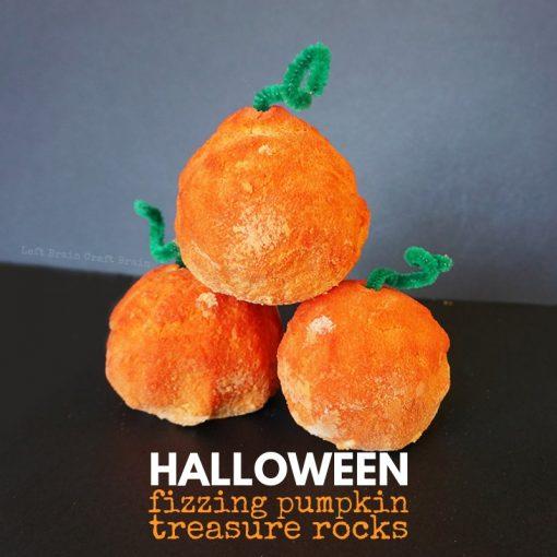 Halloween Fizzing Pumpkin Treasure Rocks 800x800 3 pumpkins