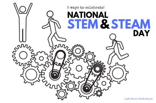 5 Fun Ways to Celebrate National STEM Day and STEAM Day