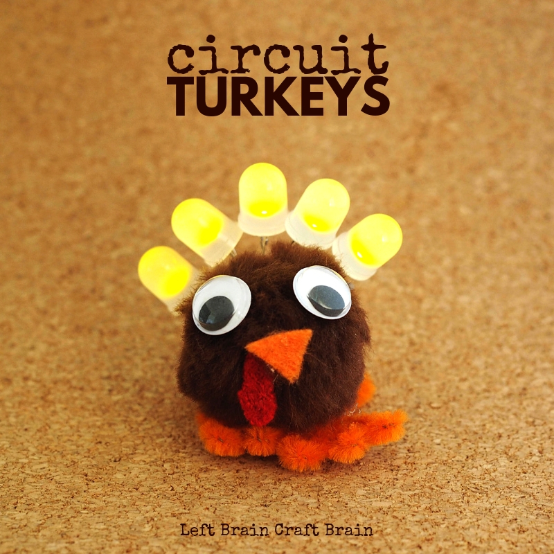 Thanksgiving Turkey Circuits
