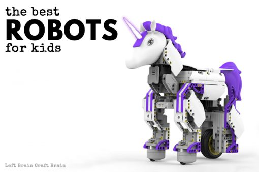 The Best Toy Robots for Kids