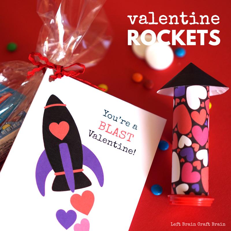 Valentine rockets