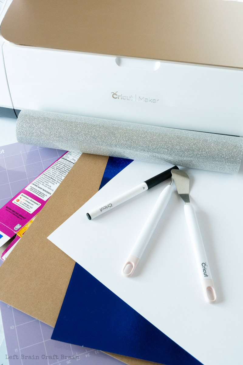 Cricut Maker - Your New Favorite Makerspace Tool - Left