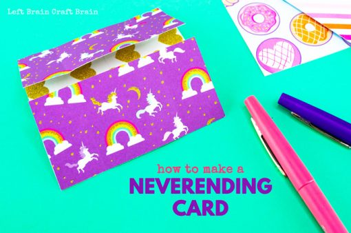 How-to-Make-a-Neverending-Card-with-a-Cricut-680x450