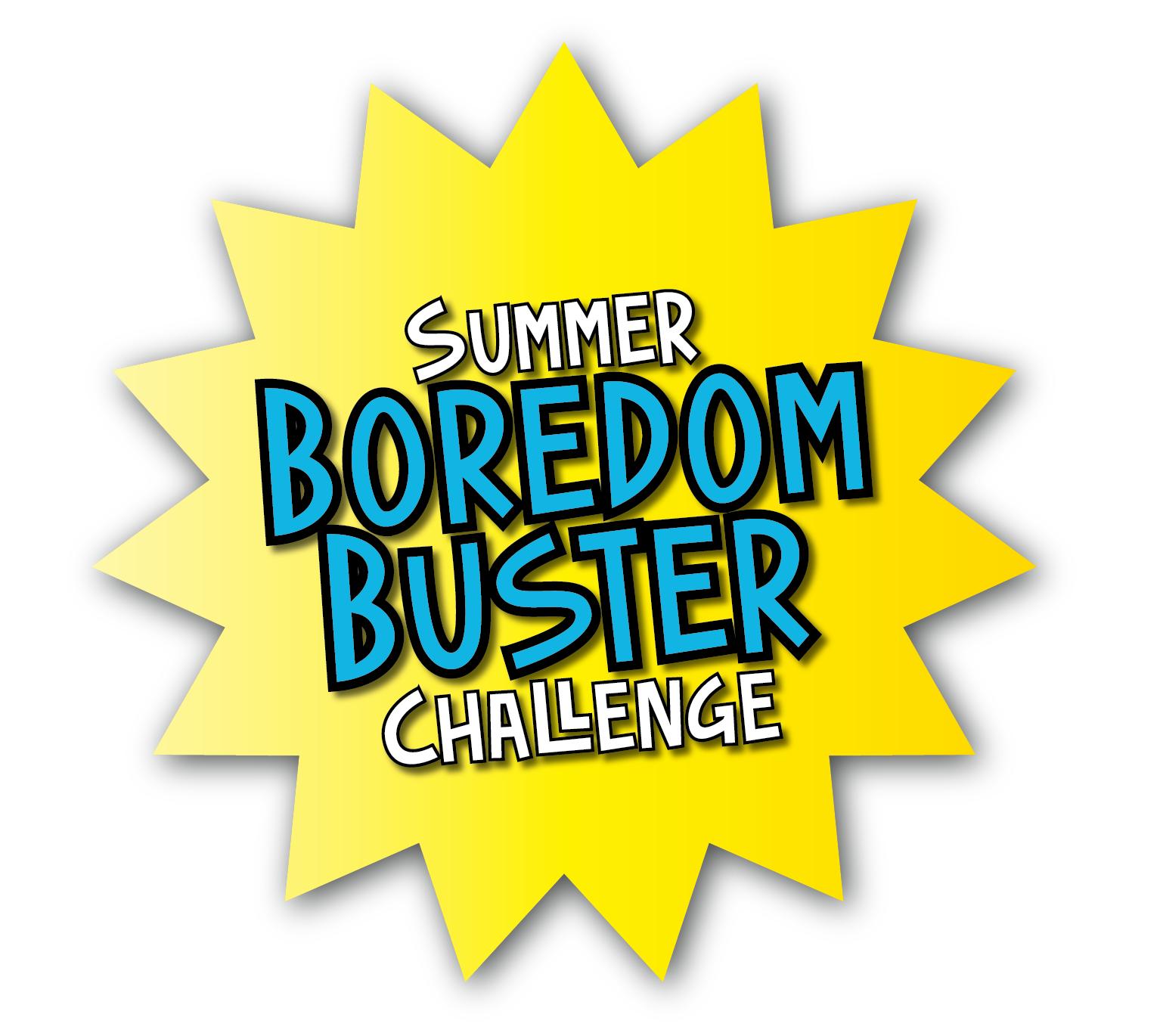 Asset 1summer boredom buster challenge logo d1