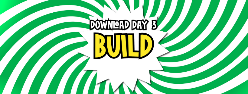 Download Day 3 - BUILD 820x312