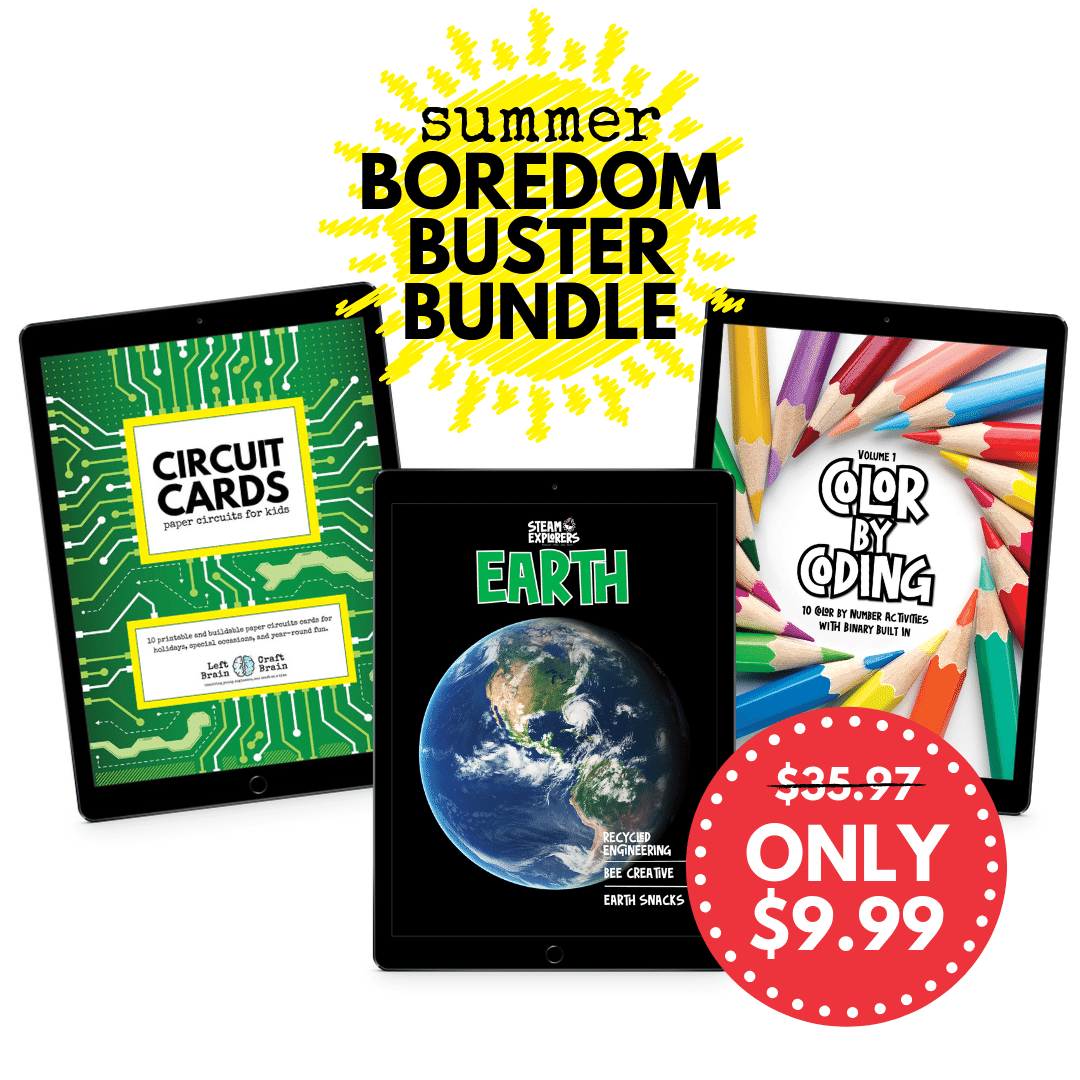 Summer Boredom Buster Bundle with discount v1