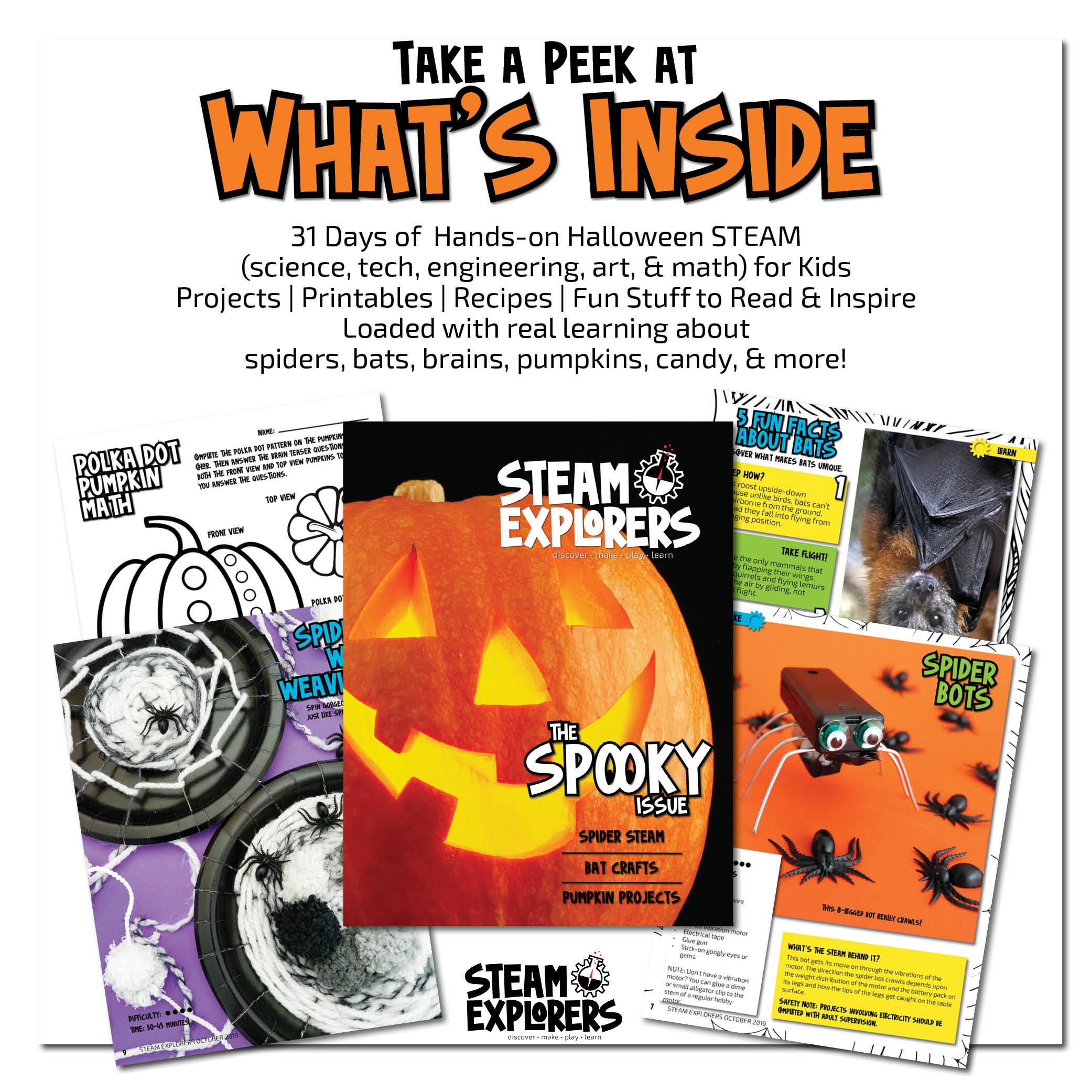 Halloween Engineering Projects For Kids Left Brain Craft Brain